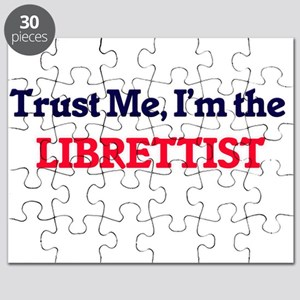 Trust me, I'm the Librettist Puzzle