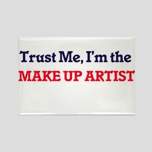 Trust me, I'm the Make Up Artist Magnets