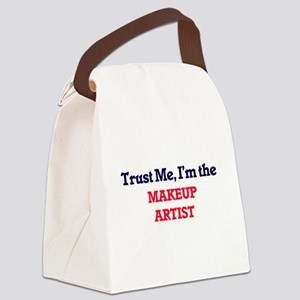 Trust me, I'm the Makeup Artist Canvas Lunch Bag
