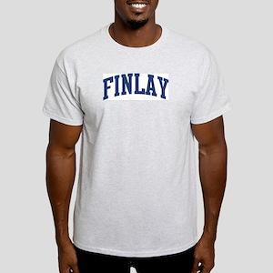 FINLAY design (blue) Light T-Shirt