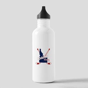 Idaho Hockey Stainless Water Bottle 1.0L