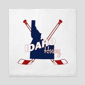 Idaho Hockey Queen Duvet