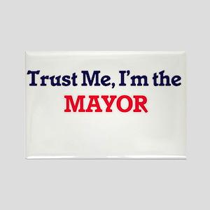 Trust me, I'm the Mayor Magnets