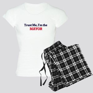 Trust me, I'm the Mayor Women's Light Pajamas