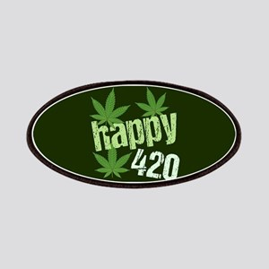 Happy 420 Patch