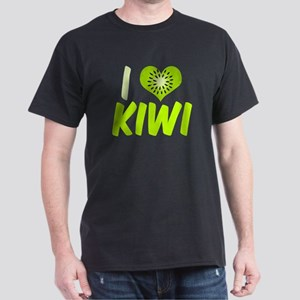 I Heart Kiwi Dark T-Shirt