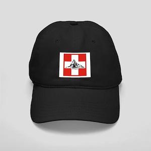 flag&mountain Black Cap