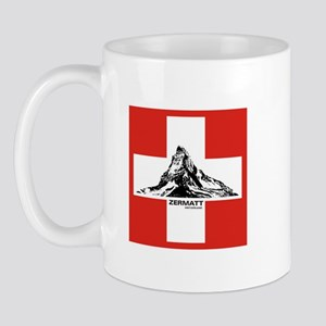 flag&mountain Mug