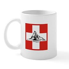 flag&mountain Mug