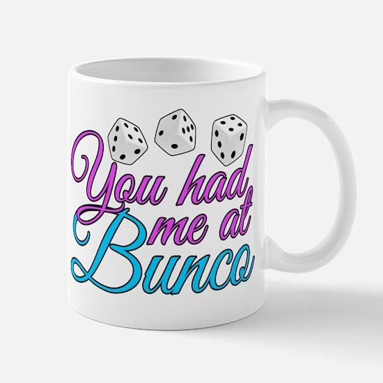 Cute Bunco Mug