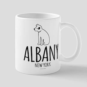 Albany Nipper Dog Mugs
