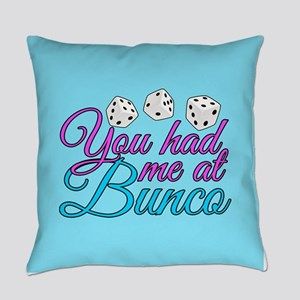 Cute Bunco Everyday Pillow