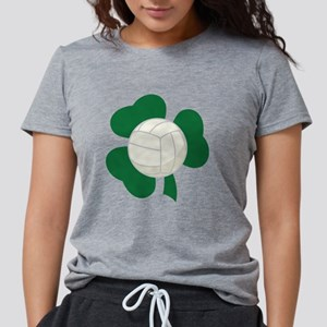 Irish Volleyball Shamrock T-Shirt