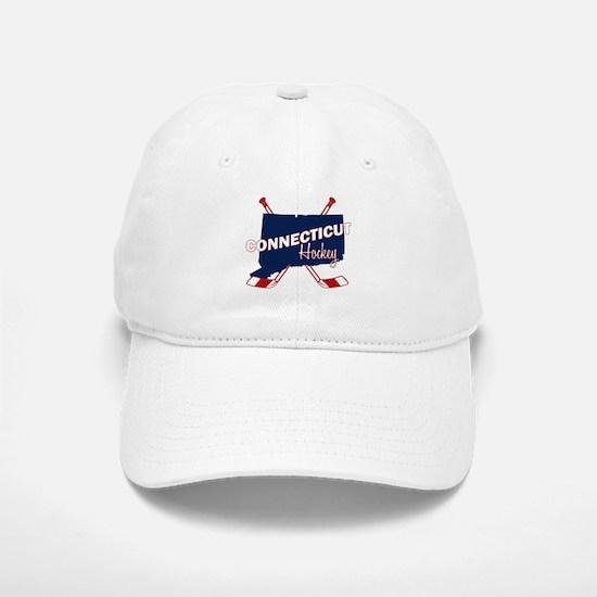 Connecticut Hockey Baseball Baseball Cap