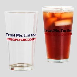 Trust me, I'm the Neuropsychologist Drinking Glass