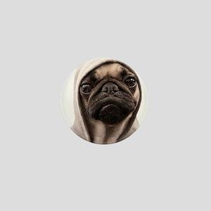 Pug Life Mini Button
