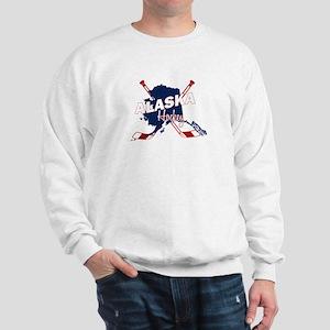 Alaska Hockey Sweatshirt