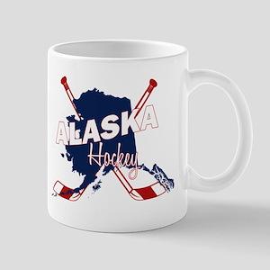 Alaska Hockey Mug
