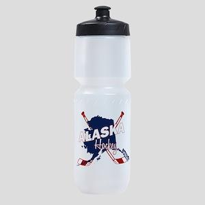 Alaska Hockey Sports Bottle