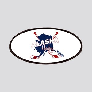Alaska Hockey Patch