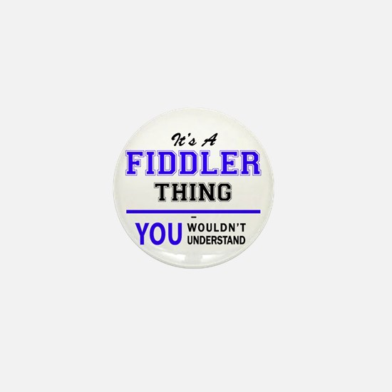 It's FIDDLER thing, you wouldn't under Mini Button