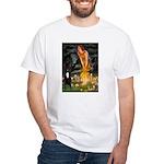 Midsummer / G Dane White T-Shirt