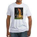 Midsummer / G Dane Fitted T-Shirt