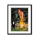Midsummer / G Dane Framed Panel Print