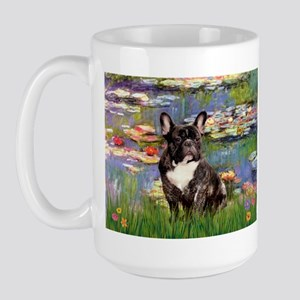Lilies / FBD Large Mug