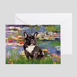 Lilies / FBD Greeting Card