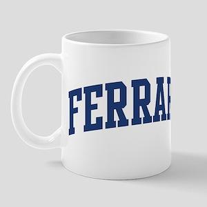 FERRARO design (blue) Mug
