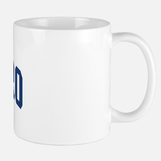 FERRARO design (blue) Mug