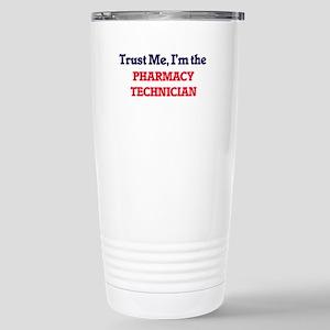 Trust me, I'm the Pharm Stainless Steel Travel Mug