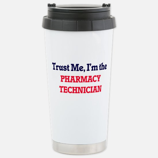 Trust me, I'm the Pharm Stainless Steel Travel Mug