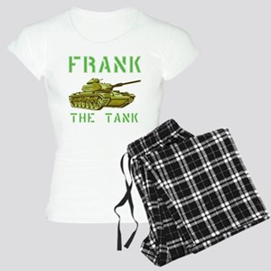 Frank the Tank Women's Light Pajamas
