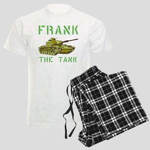 Frank the Tank Men's Light Pajamas