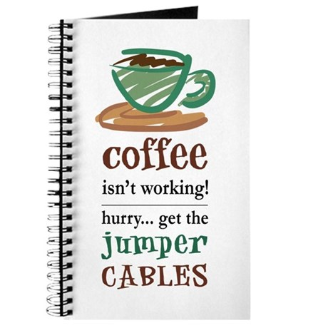 Get the Jumper Cables Journal