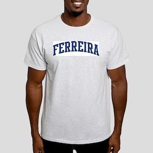 FERREIRA design (blue) Light T-Shirt