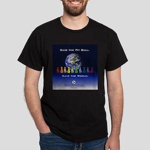 Save the Pit Bull Dark T-Shirt