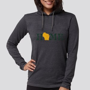 HOME - Wisconsin Long Sleeve T-Shirt