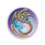 "Magic Moon Dragon 3.5"" Button"