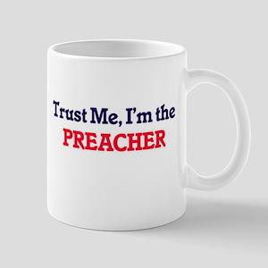 Trust me, I'm the Preacher Mugs
