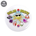 "SolarBrate 3.5"" Button (10 pack)"