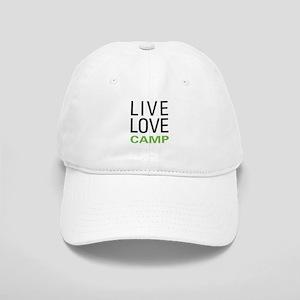 Live Love Camp Cap