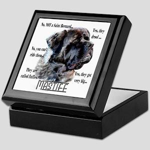 Mastiff(fluffy)FAQ Keepsake Box