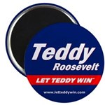 Presidents Race Campaign Magnet