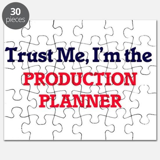 Trust me, I'm the Production Planner Puzzle