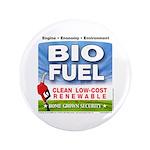 "Bio Fuel Clean 3.5"" Button (100 pack)"