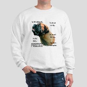 Mastiff(apricot)FAQ Sweatshirt
