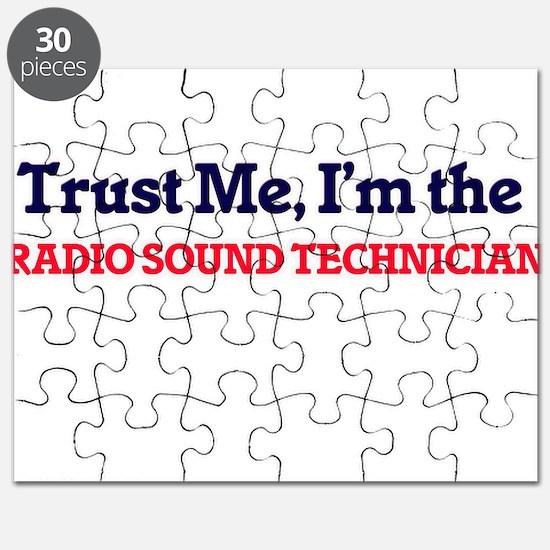 Trust me, I'm the Radio Sound Technician Puzzle